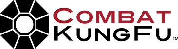 Logo of Combat Kung-Fu, a premium online school of kung-fu self-defense instruction.