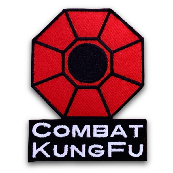 Image of Combat Kung-Fu's uniform patch